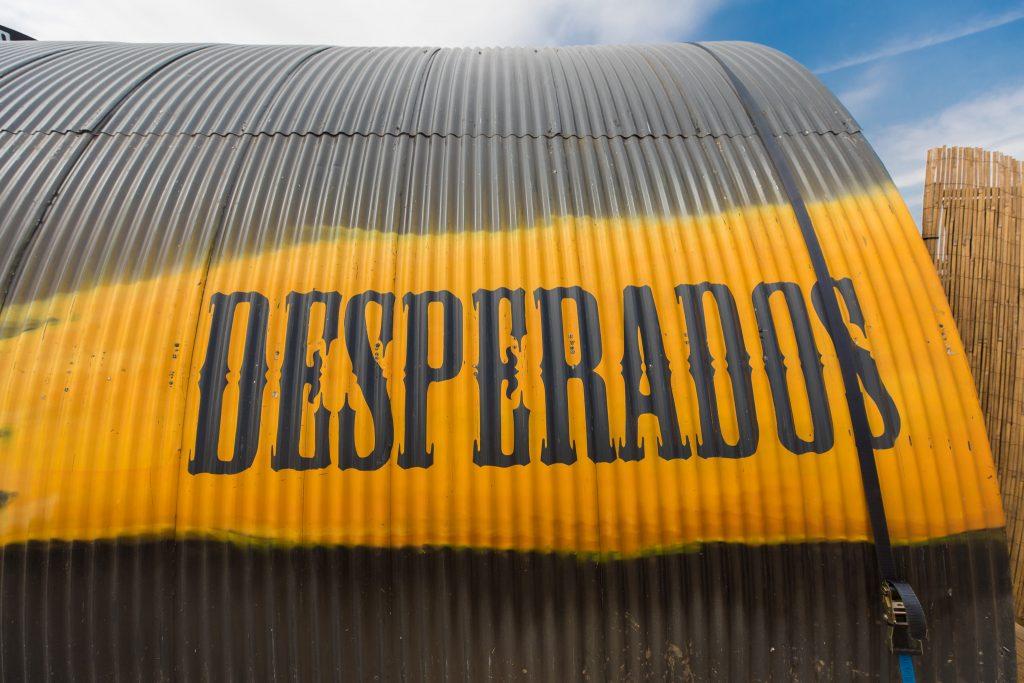 Desperados romneyloods merkactivatie